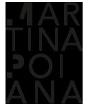 Martina Poiana brand identity designer